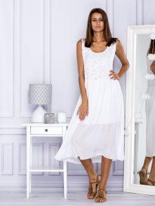 sukienki z lnu