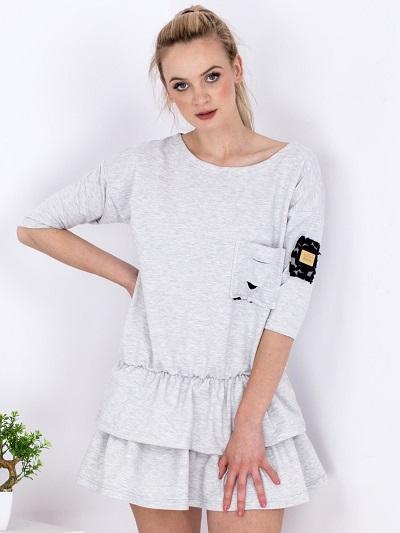 sukienki dresowe